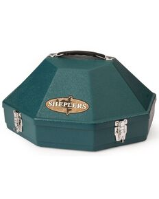 Hard Shell Single Hat Can, Teal, hi-res