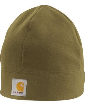 Carhartt Fleece Work Hat, Brown, hi-res