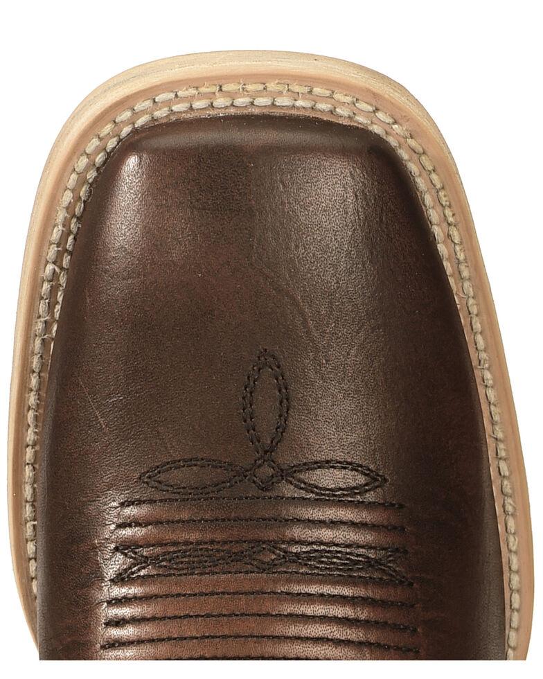 Ariat Youth Boys' Copper Mesteno Boots - Wide Square Toe , Copper, hi-res