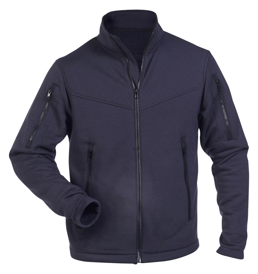 5.11 Tactical FR Polartec Fleece Jacket, Navy, hi-res