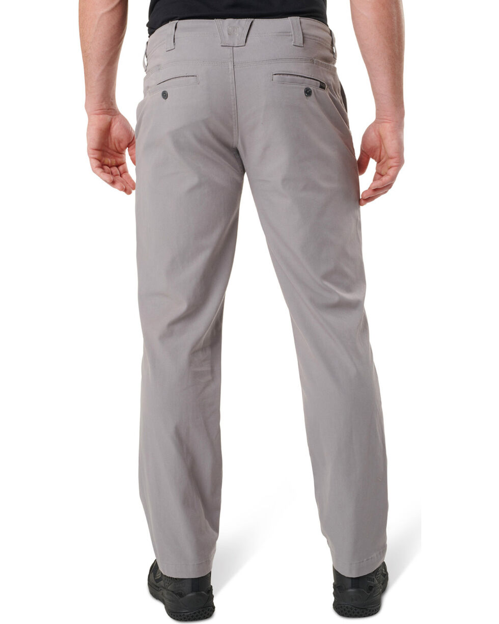 5.11 Tactical Men's Edge Chino Pants, Slate, hi-res