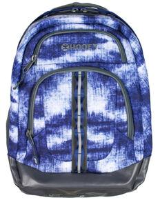 HOOey Kids' Ox Navy Backpack, Navy, hi-res