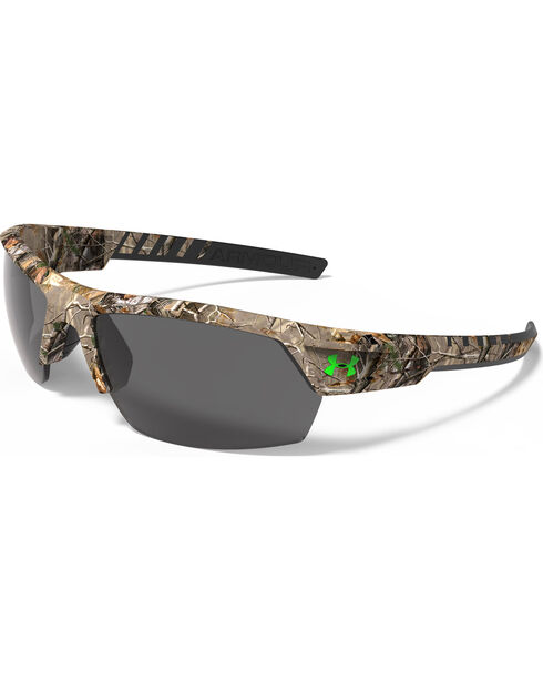 Under Armour Realtree Camo Igniter 2.0 Sunglasses , Camouflage, hi-res