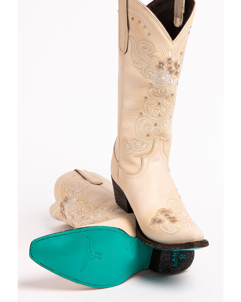 Lane Wedding Cowgirl Boots - Snip Toe, , hi-res