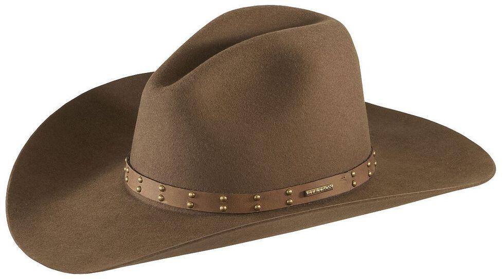 Stetson 4X Seminole Gus Buffalo Felt Cowboy Hat  87935ff9905