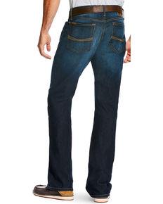 197f0992 Ariat Men's Blue M5 Legacy Stretch Durham Jeans - Straight Leg