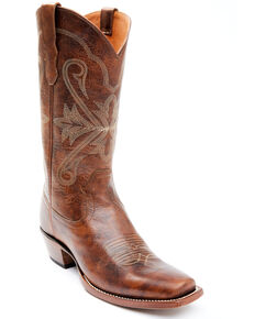 Idyllwind Women's Buttercup Western Boots - Wide Square Toe, Brown, hi-res