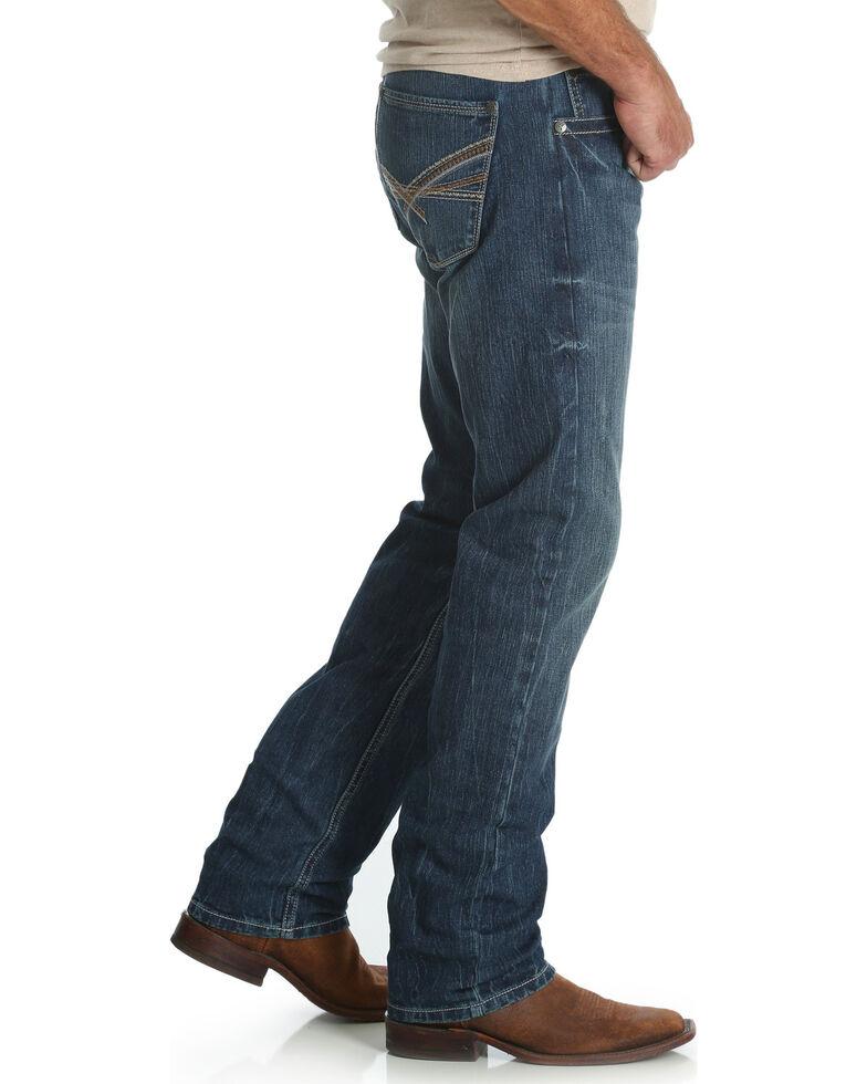 Wrangler Men's 20X No. 44 Slim Fit Jeans - Straight Leg , Indigo, hi-res