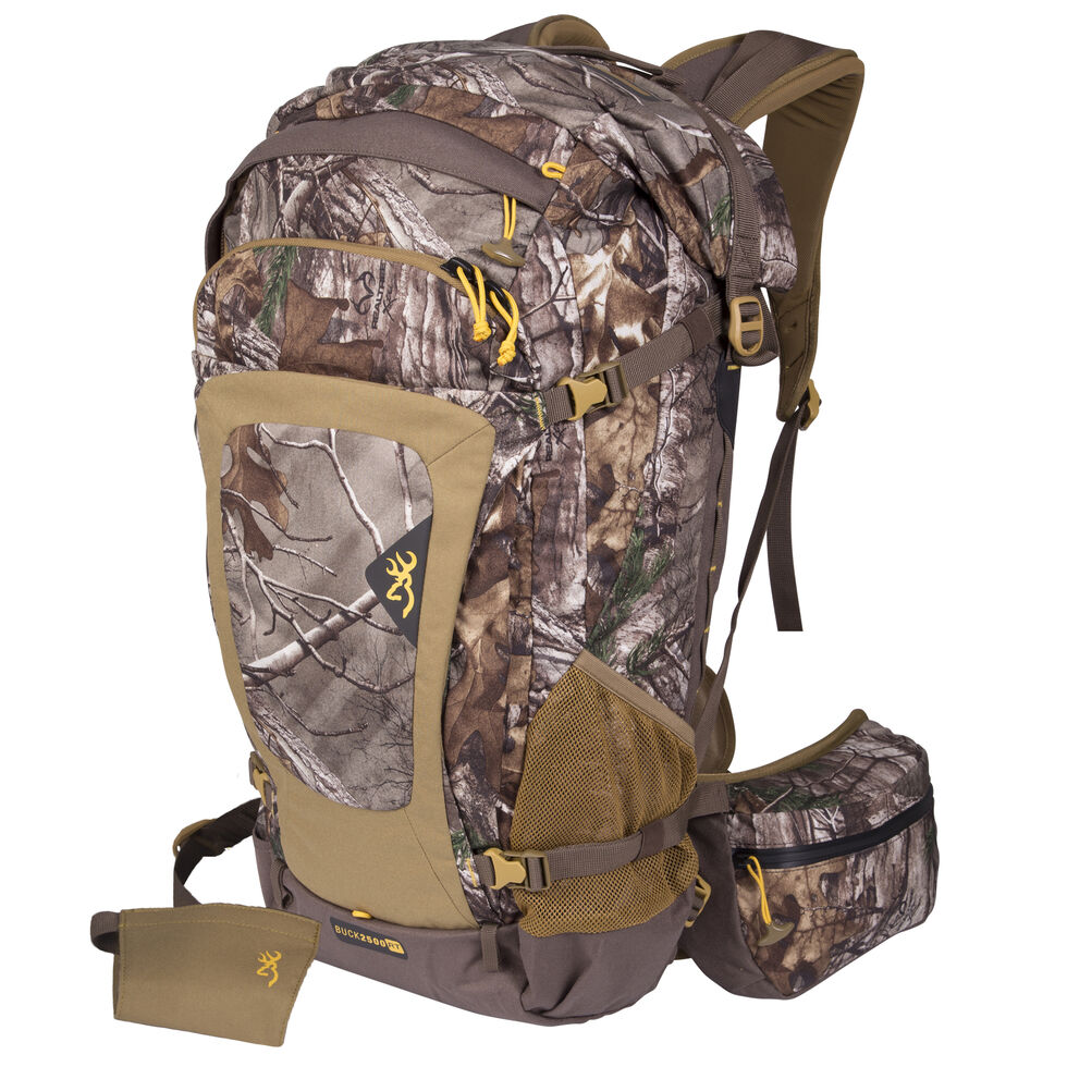 Browning RealTree X-Tra Camouflage Buck2500RT Day Pack, Camouflage, hi-res