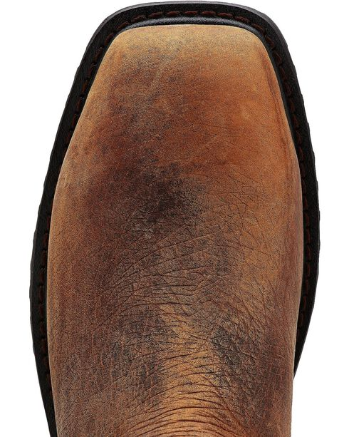 Ariat RigTek Pull-On Work Boots - Composition Toe, Earth, hi-res