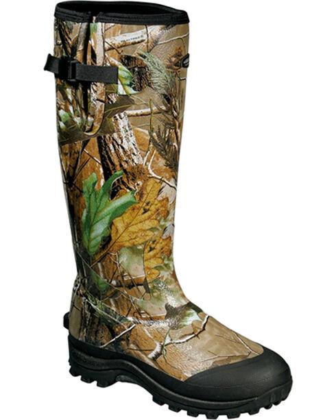 Baffin Men's Camo Rubber Ambush Waterproof Boots - Round Toe , Camouflage, hi-res