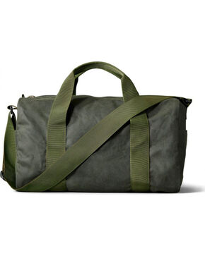 Filson Medium Tin Cloth Field Duffle Bag, Dark Green, hi-res