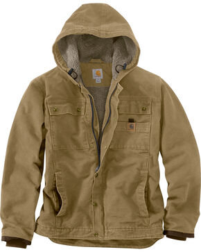 Carhartt Men's Bartlett Jacket, Moss Green, hi-res