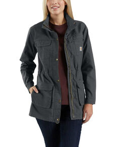 Carhartt Women's Smithville Jacket, Grey, hi-res