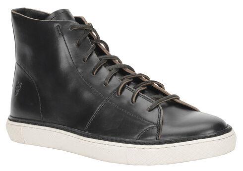 Frye Gates High Chukka Shoes, Black, hi-res