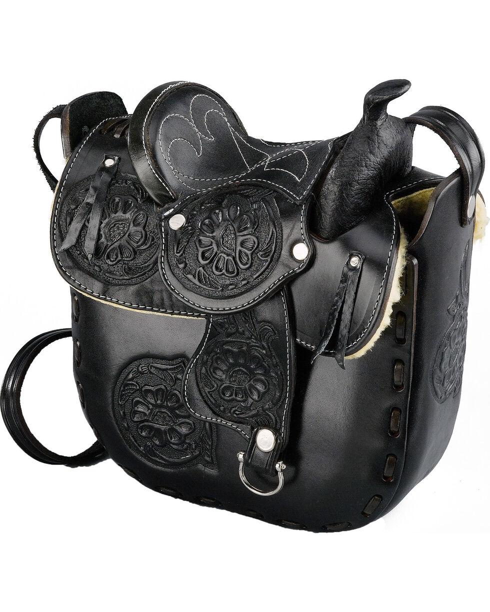 Western Express Women's Leather Saddle Bag, , hi-res
