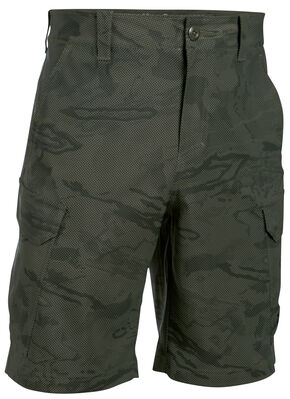 Under Armour Men's Fish Hunter Cargo Shorts, Multi, hi-res