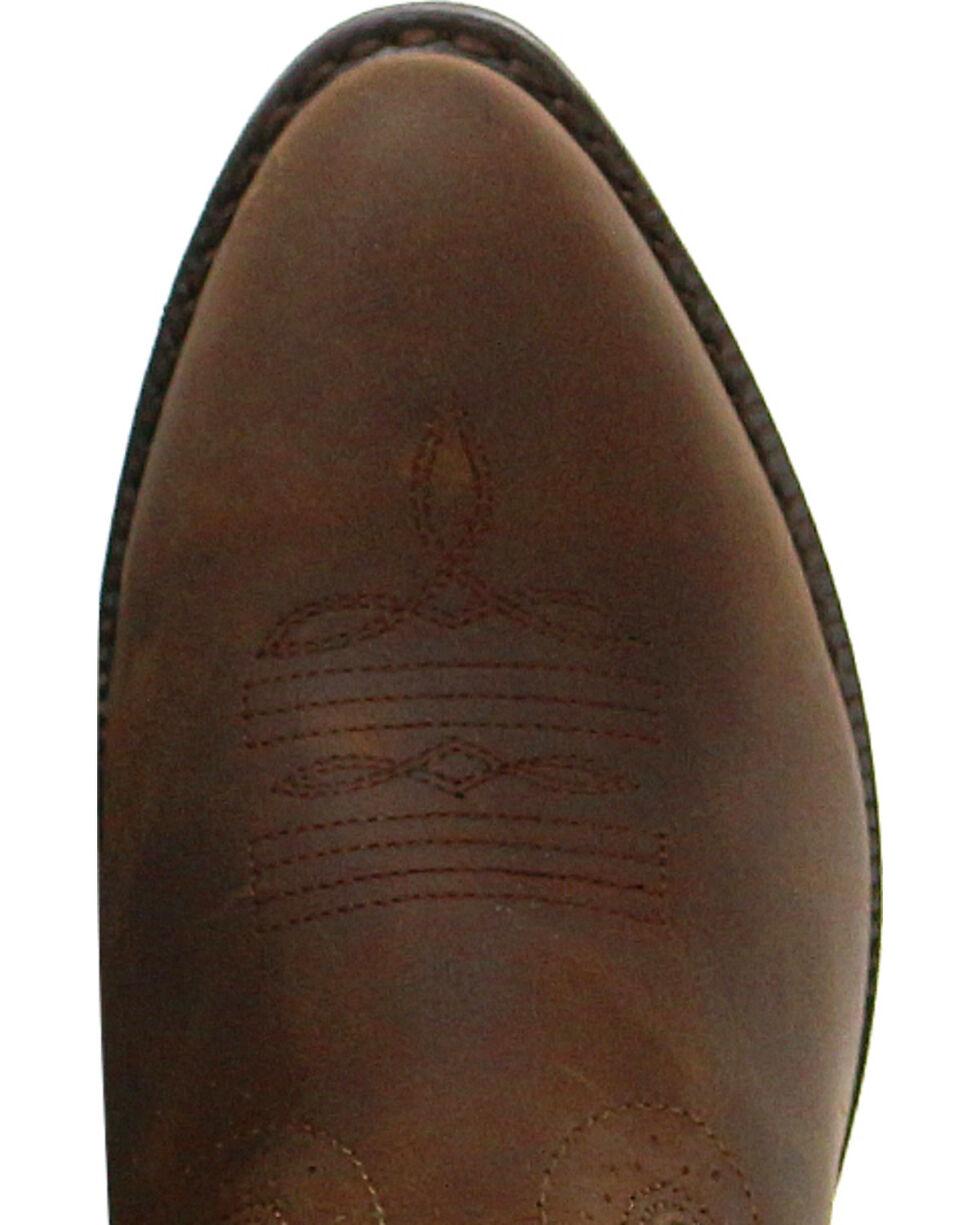 "Shyanne Women's 11"" Brown Western Boots - Medium Toe, Brown, hi-res"