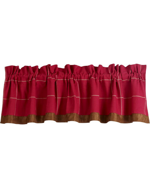 HiEnd Accents South Haven Window Valance, Multi, hi-res