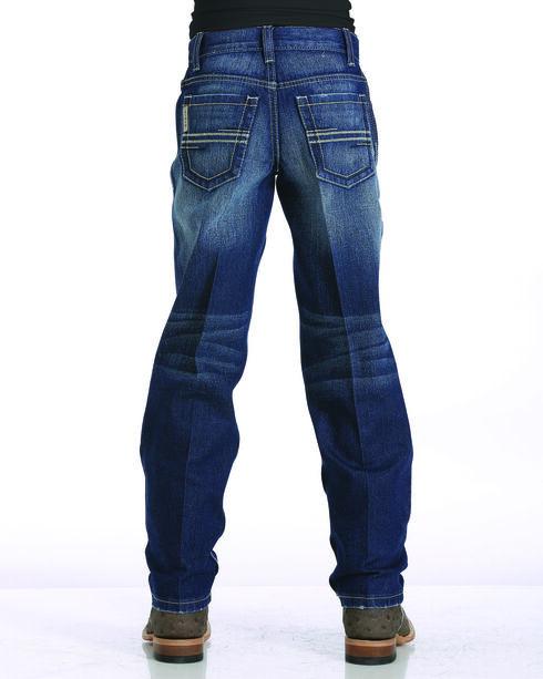Cinch Boys' Indigo (8-18) Sawyer Slim Fit Jeans - Straight Leg , Indigo, hi-res