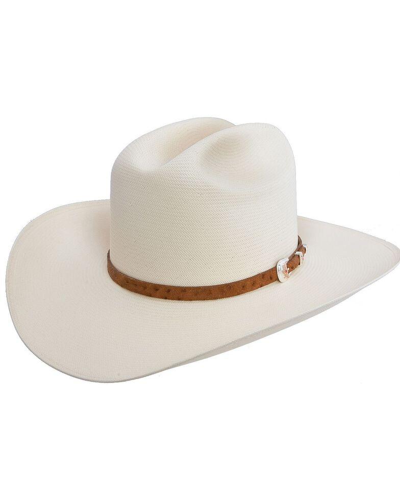 Stetson El Noble 500X Straw Cowboy Hat, , hi-res