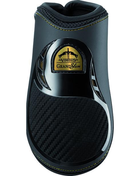Veredus Carbon Gel Grand Slam Open Rear Boots, Black, hi-res