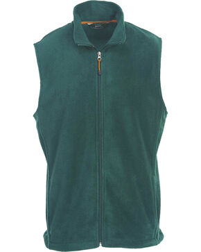 Woolrich Men's Andes II Fleece Vest , Green, hi-res