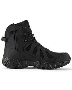 Thorogood Men's Crosstrex Waterproof Work Boots - Soft Toe, Black, hi-res