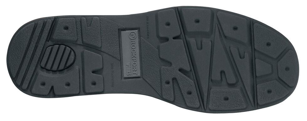 Rockport Men's Waterproof Sport Work Boots - USPS Approved, Black, hi-res