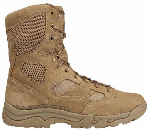 """5.11 Tactical Men's Taclite 8"""" Coyote Boots, Coyote Brown, hi-res"""