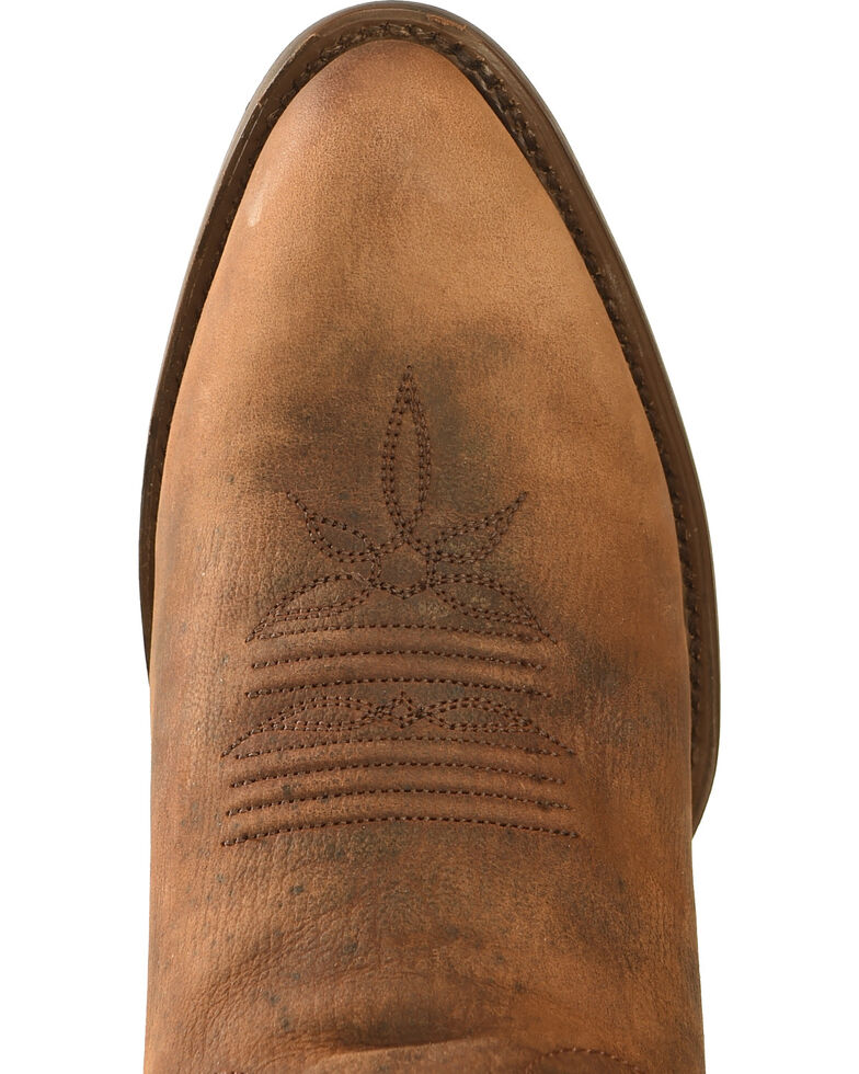 Dan Post Marla Cowgirl Boots - Medium Toe, Bay Apache, hi-res