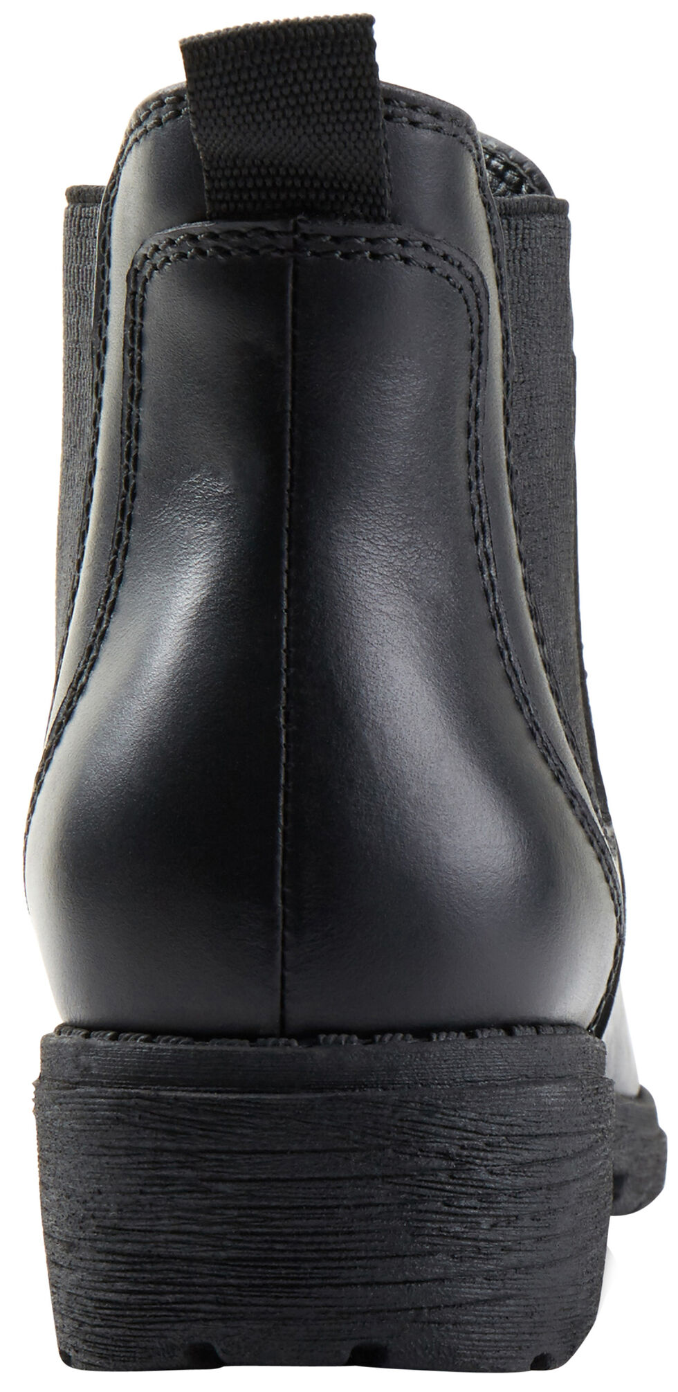 Eastland Women's Black Double Up Jodhpur Boot , , hi-res