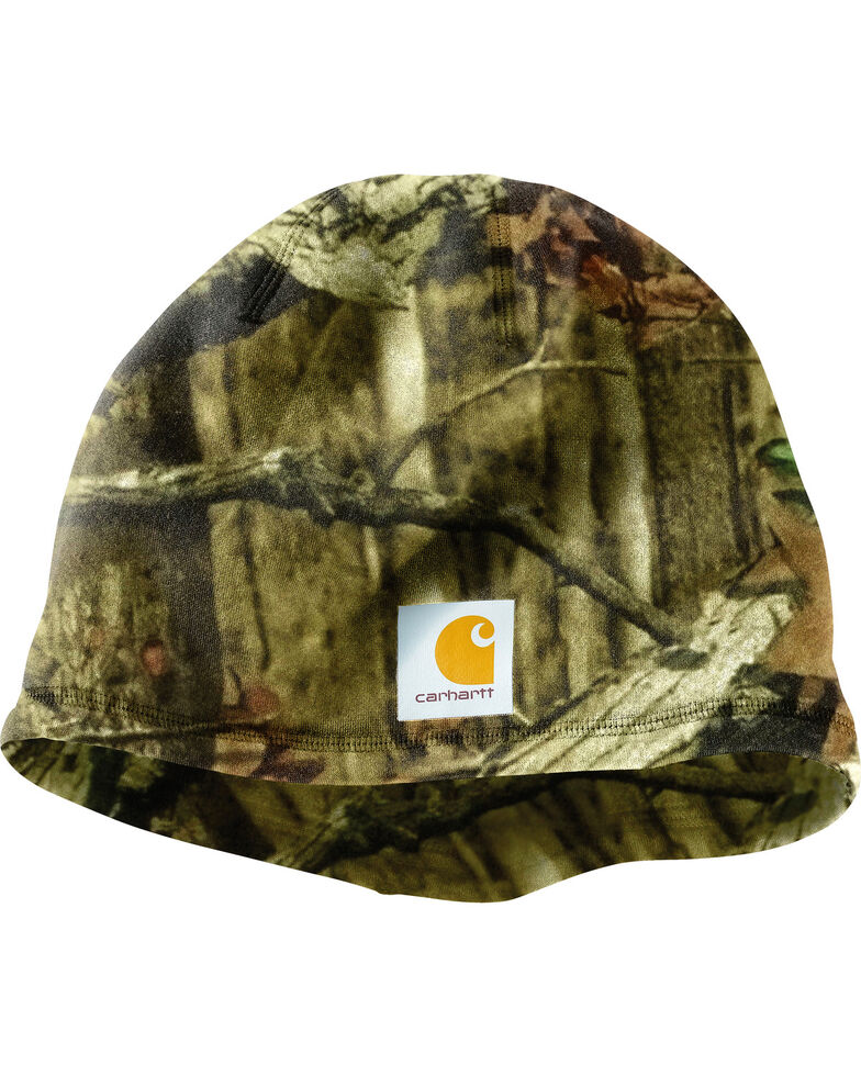 257d2050 Zoomed Image Carhartt Force Lewisville Camo Cap, Camouflage, hi-res
