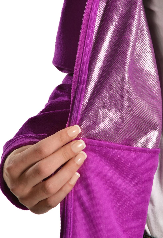 Columbia Women's Hotdots II Full Zip Fleece Jacket, Plum, hi-res