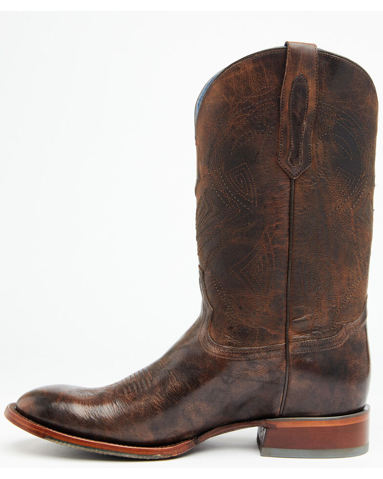 Cody James Men's Chocolate Western Boots - Round Toe, Chocolate, hi-res