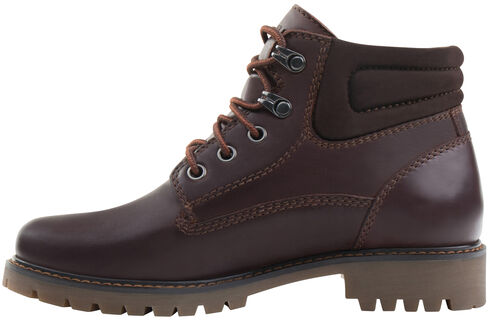 Eastland Women's Dark Walnut Edith Alpine Boots , Brown, hi-res