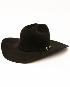 afc12cb1cf87c Rodeo King Mens 10X Low Felt Hat
