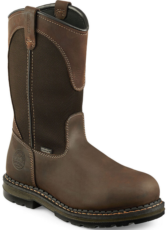 Irish Setter by Red Wing Men's Ramsey EH Waterproof Work Boots - Soft Round Toe , , hi-res