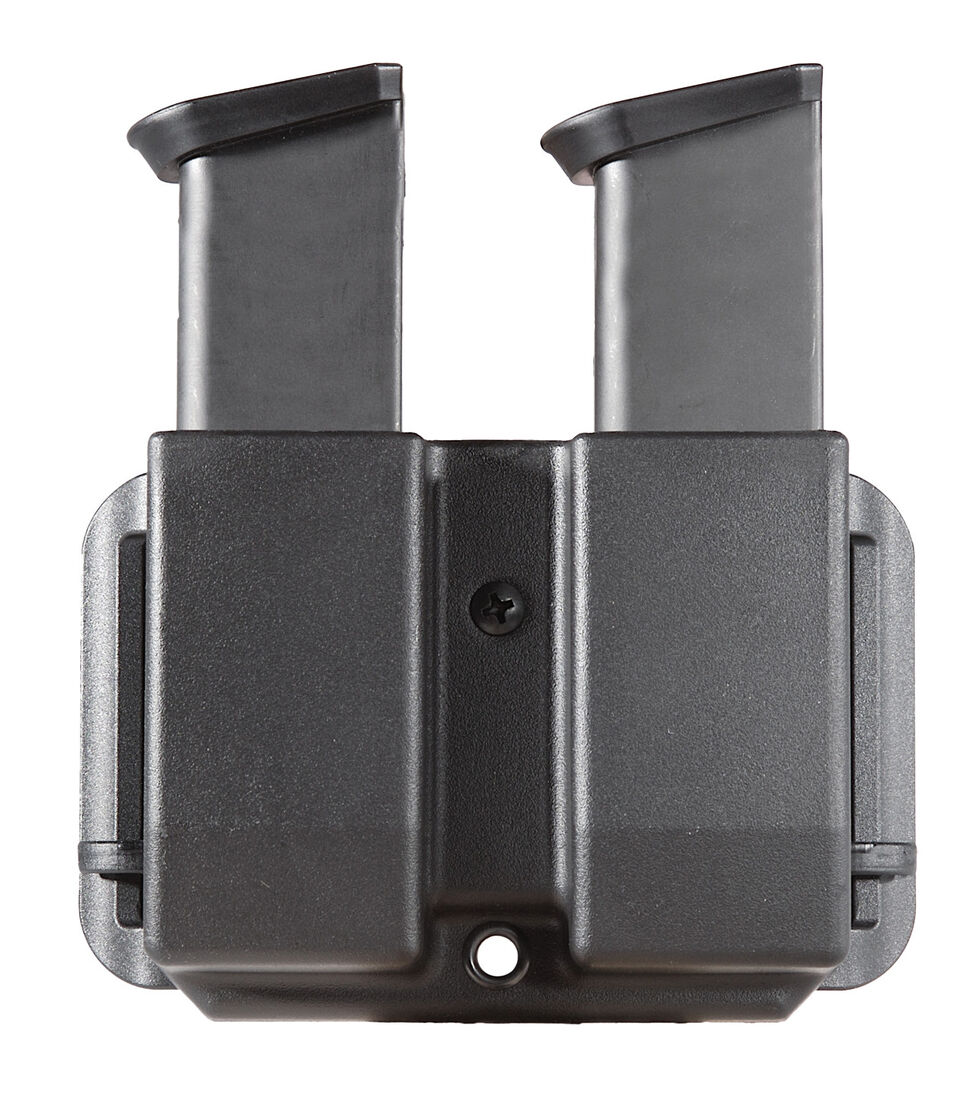 5.11 Tactical Double Stack Glock Magazine Pouch (9mm), Black, hi-res