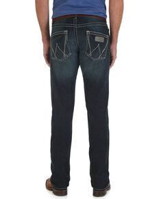 Wrangler Retro Lakeport Straight Leg Jeans - Slim Fit - Big and Tall, Denim, hi-res