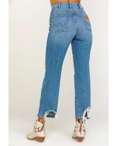 Wrangler Modern Women's Sapphire Heritage Jeans, Blue, hi-res