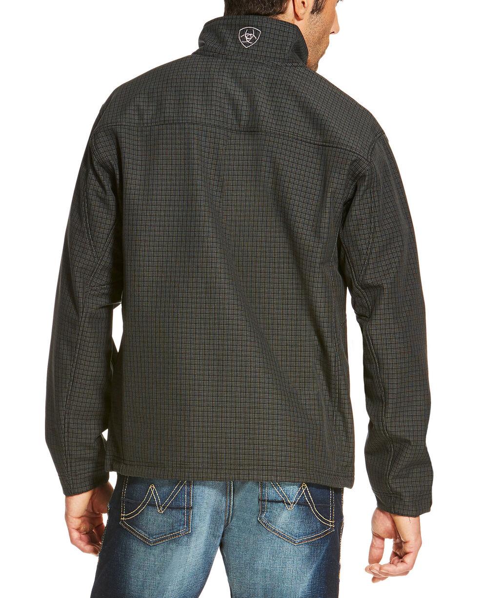 Ariat Men's Grey Vernon Softshell Jacket , Black, hi-res