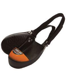 Impacto Toes2Go Composite Toe Cap - Medium , Black/orange, hi-res