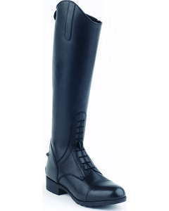 Mountain Horse Women's Venice Jr. Field Boots, Black, hi-res