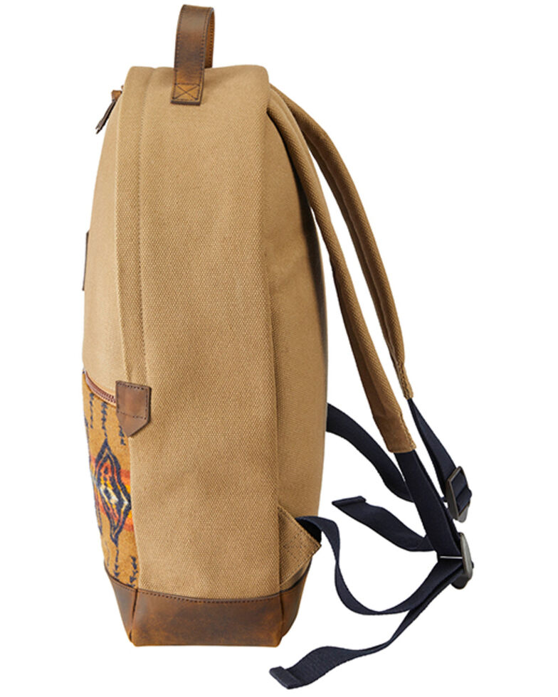 Pendleton Women's Harding Tan Backpack, Tan, hi-res
