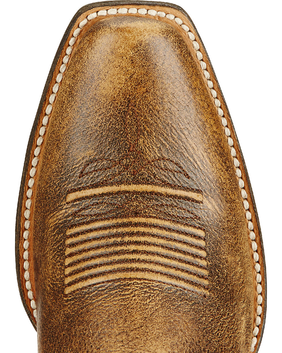 Ariat Vintage Bomber Sheridan Cowgirl Boots - Snip Toe, Bomber, hi-res