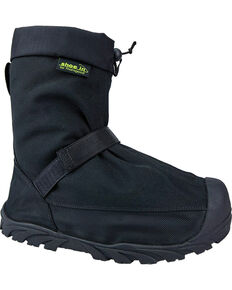 Thorogood Men's Avalanche Waterproof Overshoes, Black, hi-res