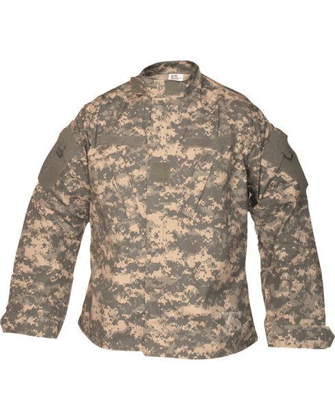 Tru-Spec Army Combat Uniform Shirt - Big and Tall, Army, hi-res