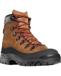 "Danner Men's 6"" Crater Rim Hiking Boots, Brown, hi-res"