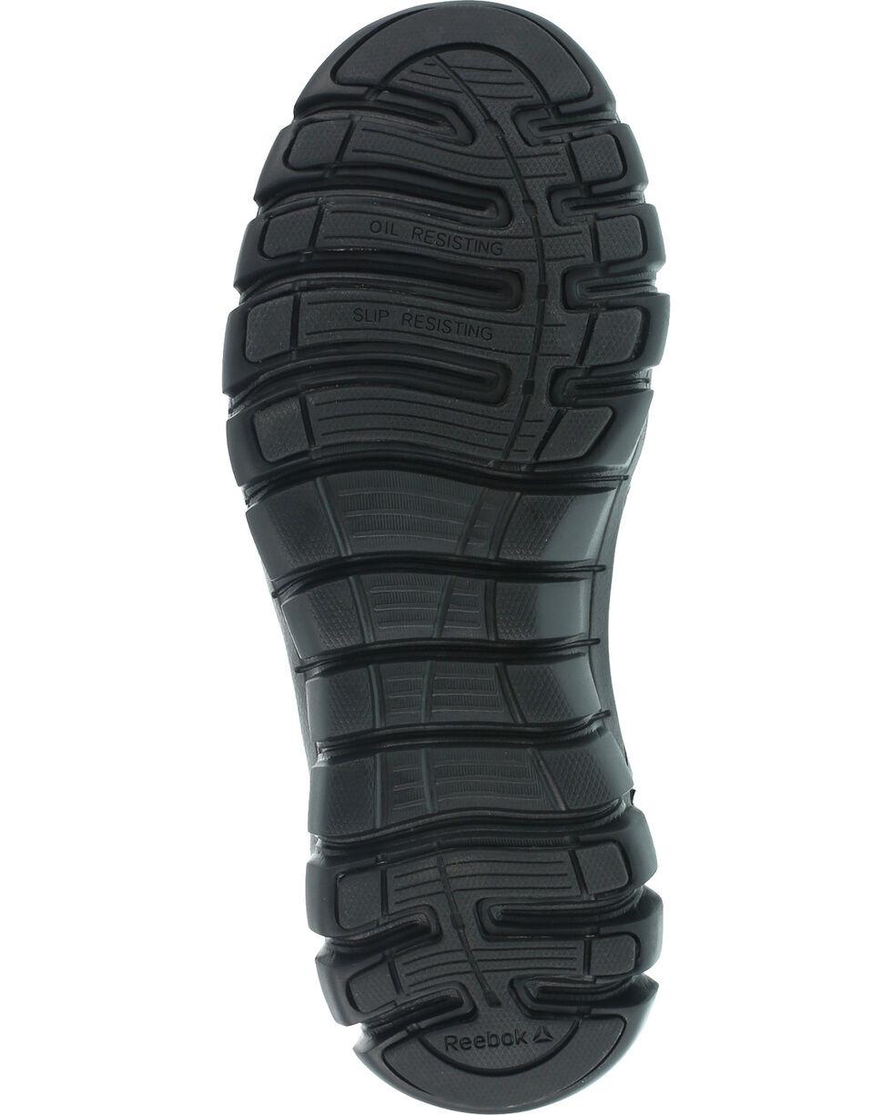Reebok Women's Sublite Cushion Tactical Oxfords, Black, hi-res